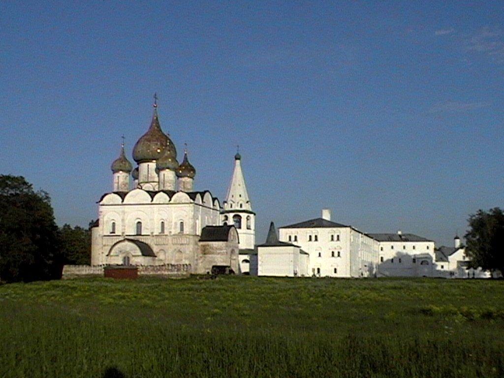 Kremlin in Suzdal, Суздаль