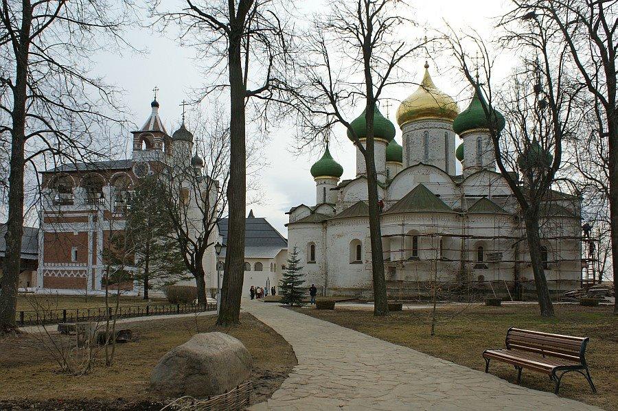 Спасо-евфимиев монастырь. Спасский собор, Суздаль
