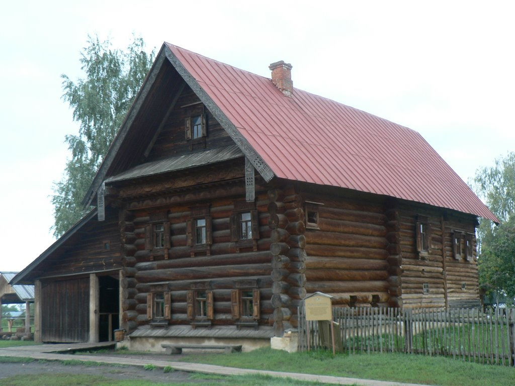 House of the rich peasant, Суздаль