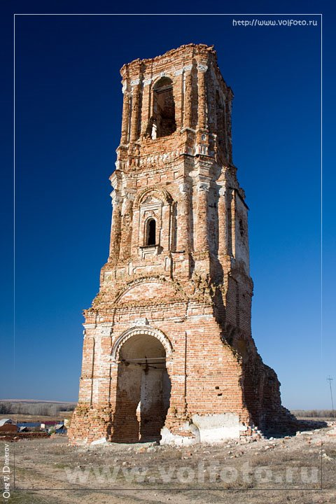 Колокольня Троицкой церкви, Кириллов