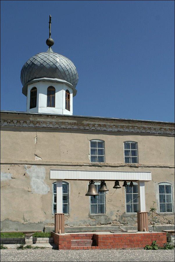 Монастырь, Кириллов