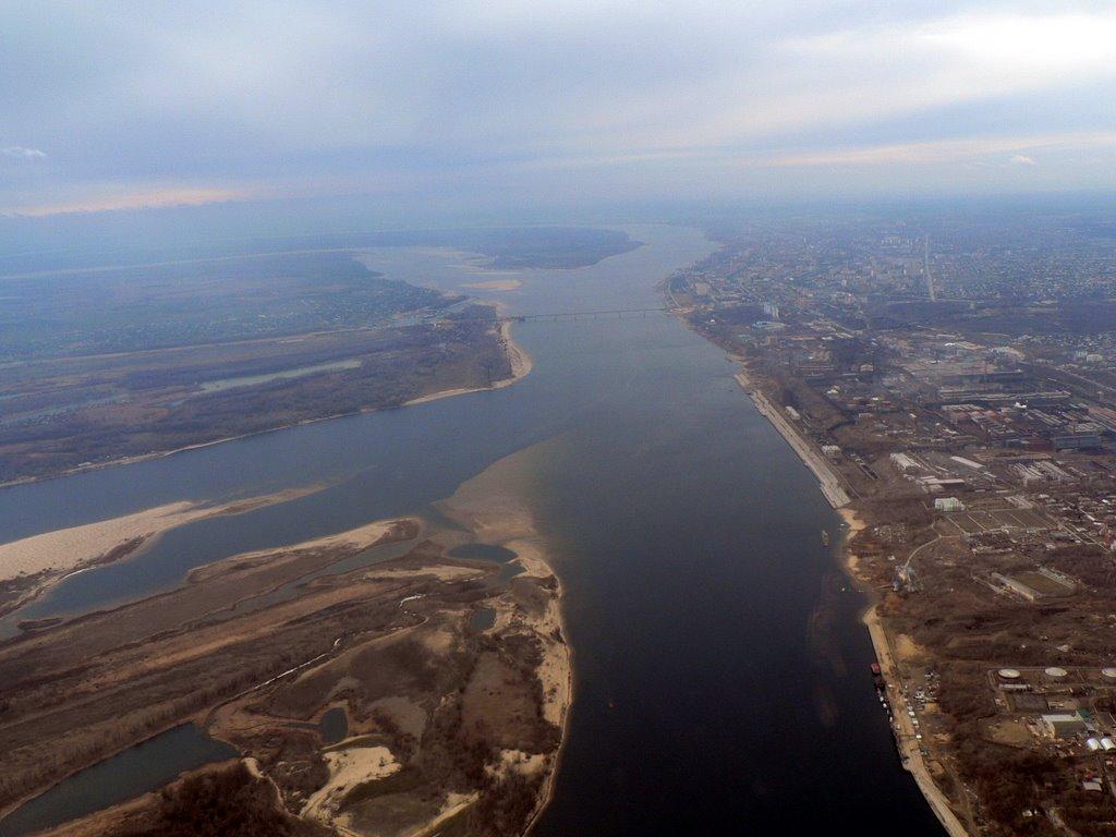 Over Rybovodnyi Isle, Кириллов
