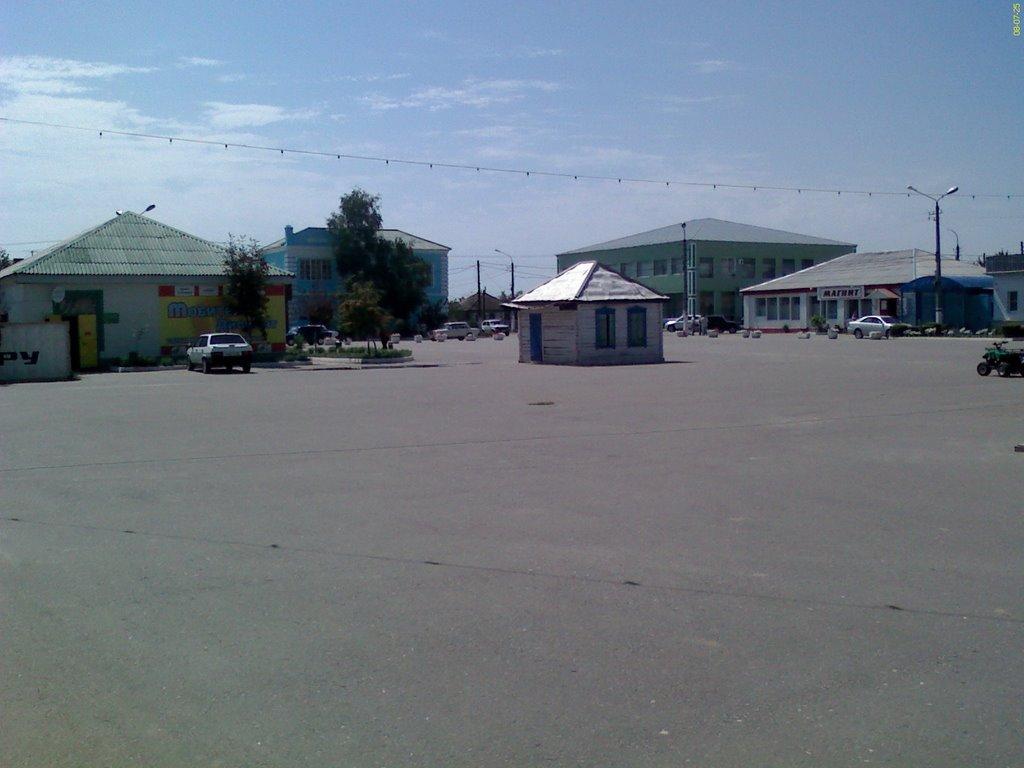 Площадь, Алексеевская