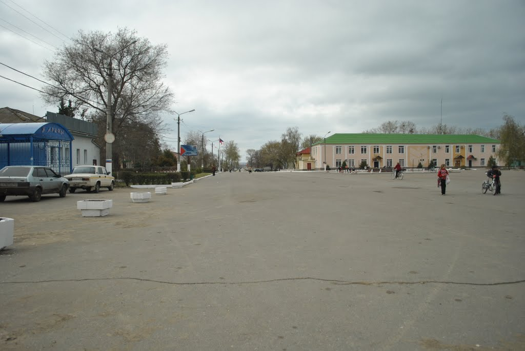 на платцу, Алексеевская