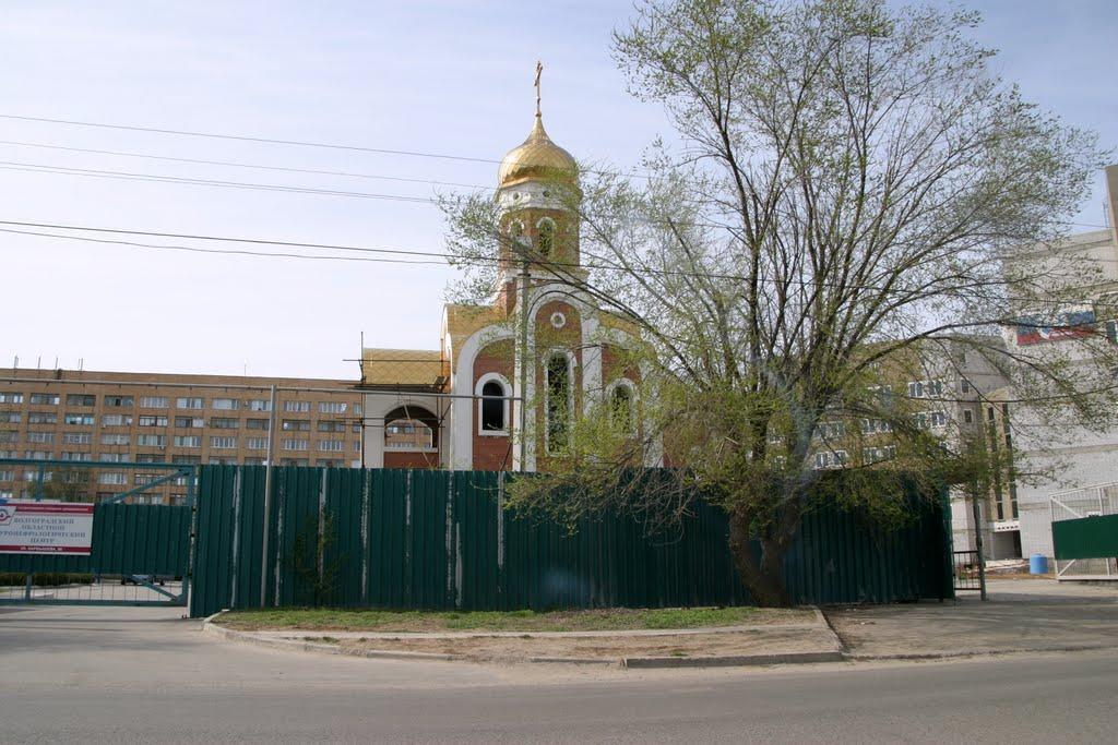 Церковь., Алущевск