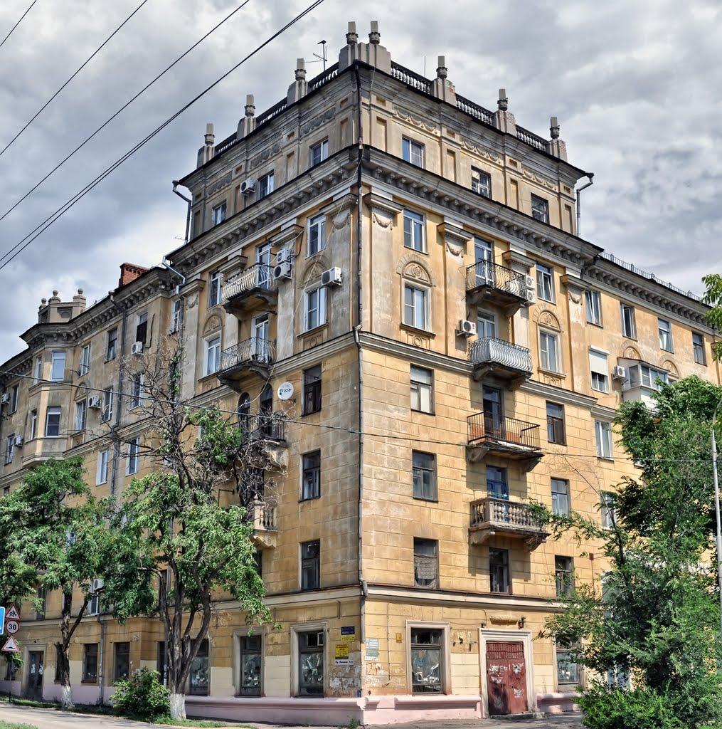 Дом Бэтмэна, Алущевск