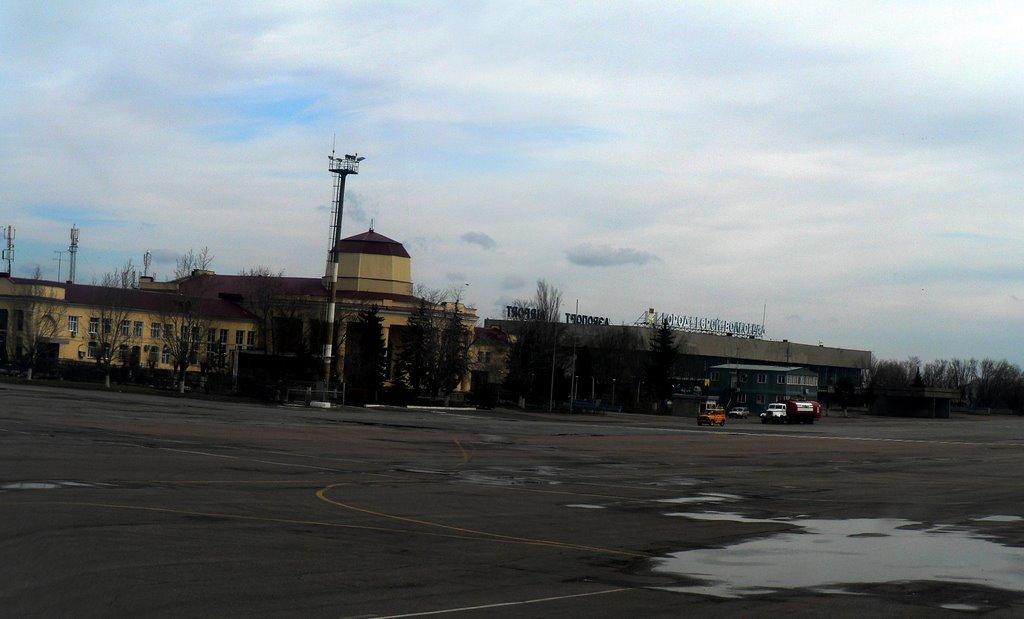Airport Volgograd Gumrak, Алущевск