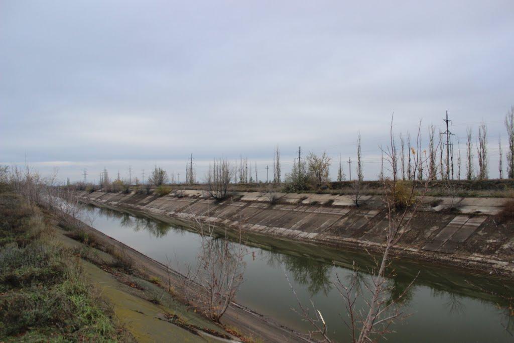 Быковский канал, Быково