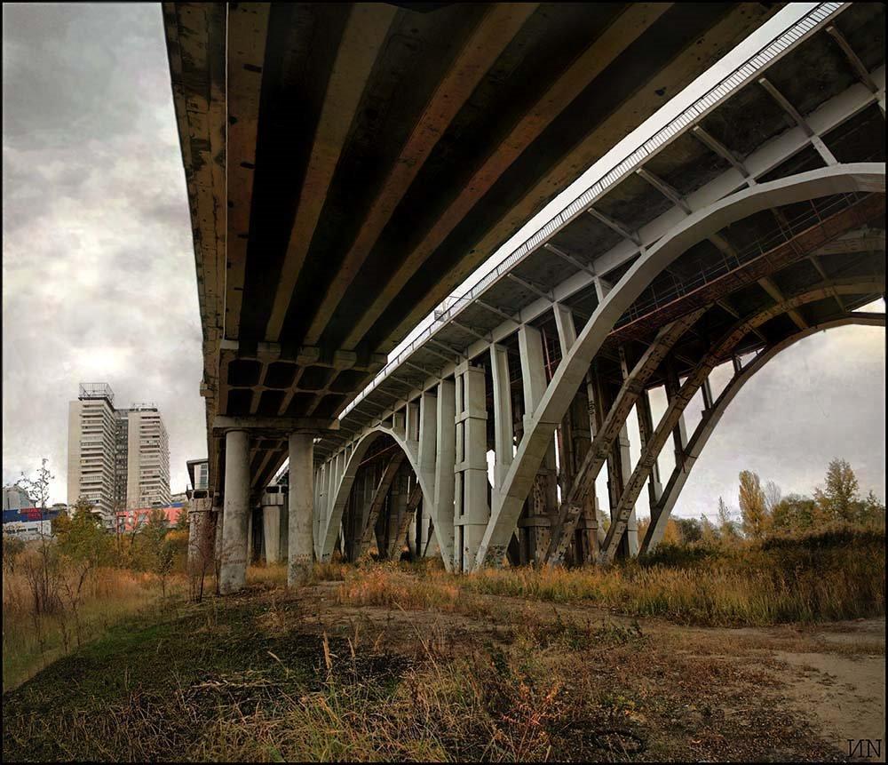 Под мостом, Волгоград