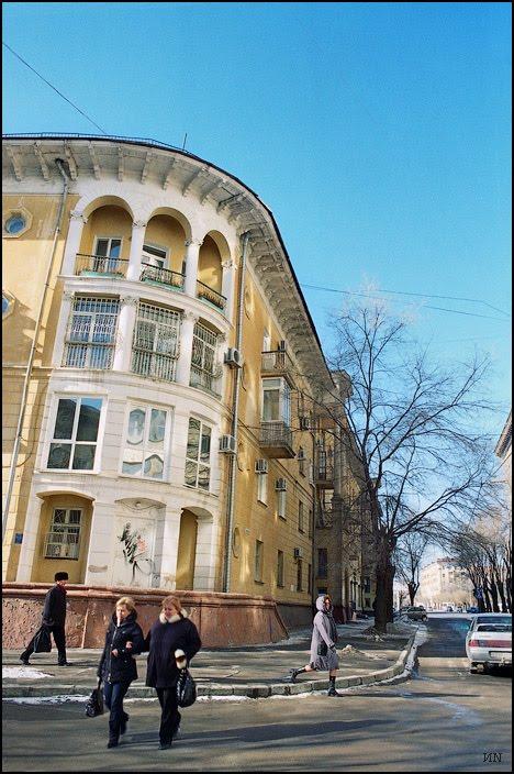 Дом семьи. Последний день зимы 2010, Волгоград