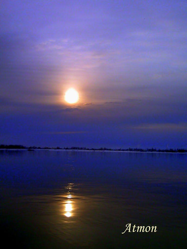 Волга под Луной, Волгоград