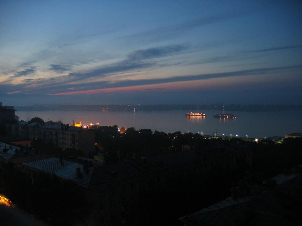 die Wolga - река Волга, Волгоград