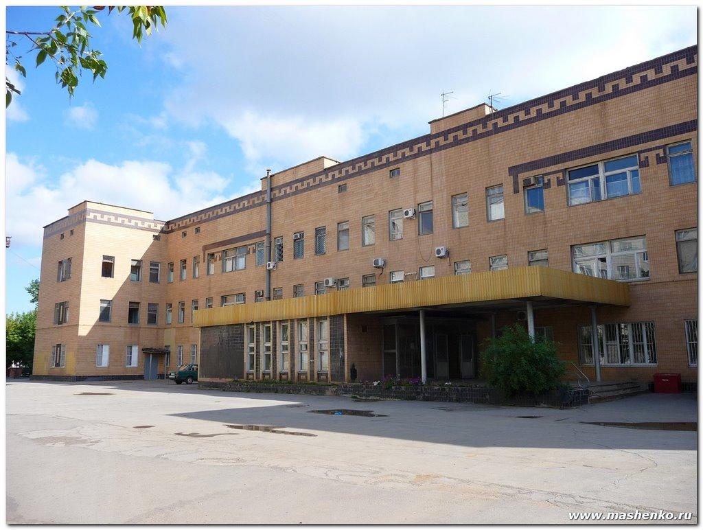 БСМП Хирургическое отделение, Волжский