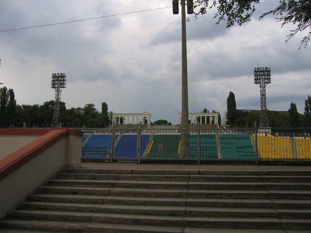 Главный стадион, Волжский