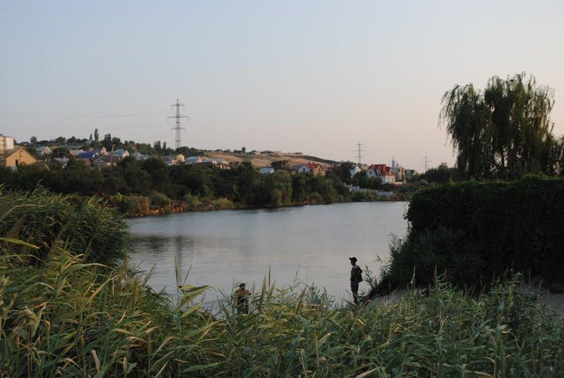 Дачный пруд, Городище