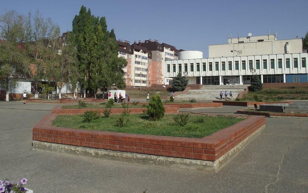 На площади. Фото Павла Морозова, Городище