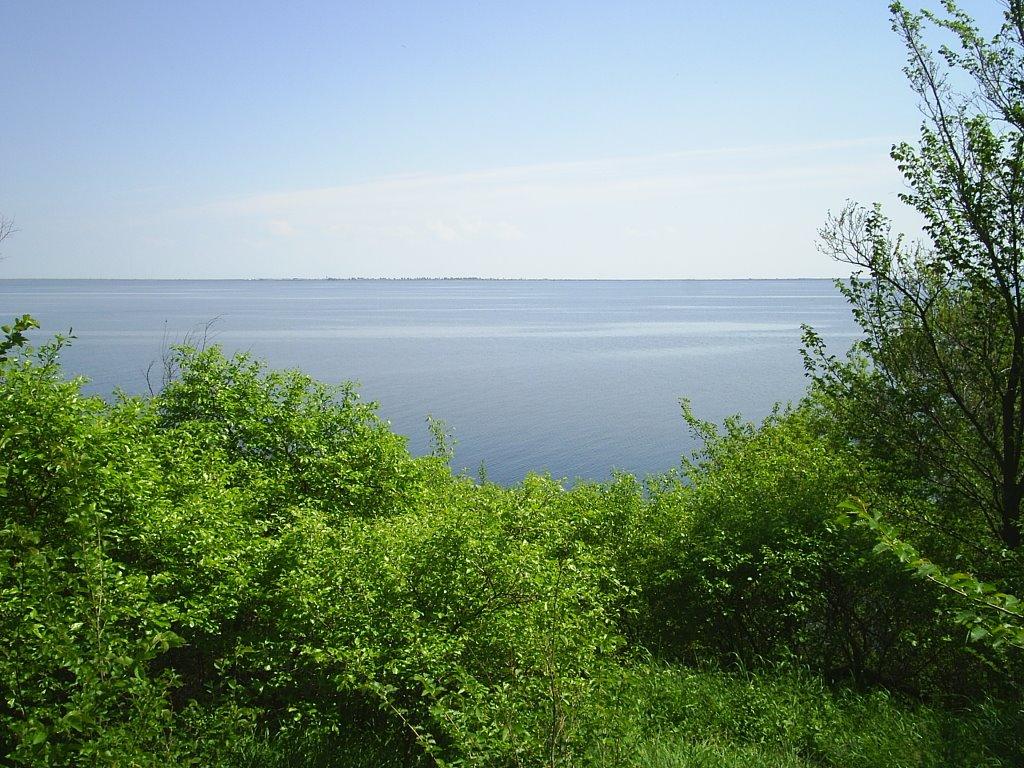 вид на море из Дубовки, Дубовка