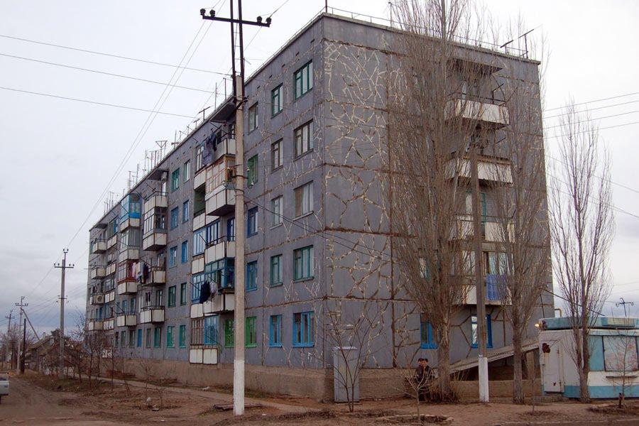 Треснувший дом., Дубовка