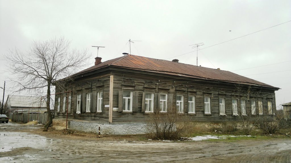 The merchant house, Дубовка