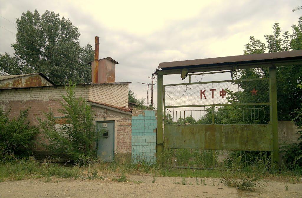 ктф, Дубовка