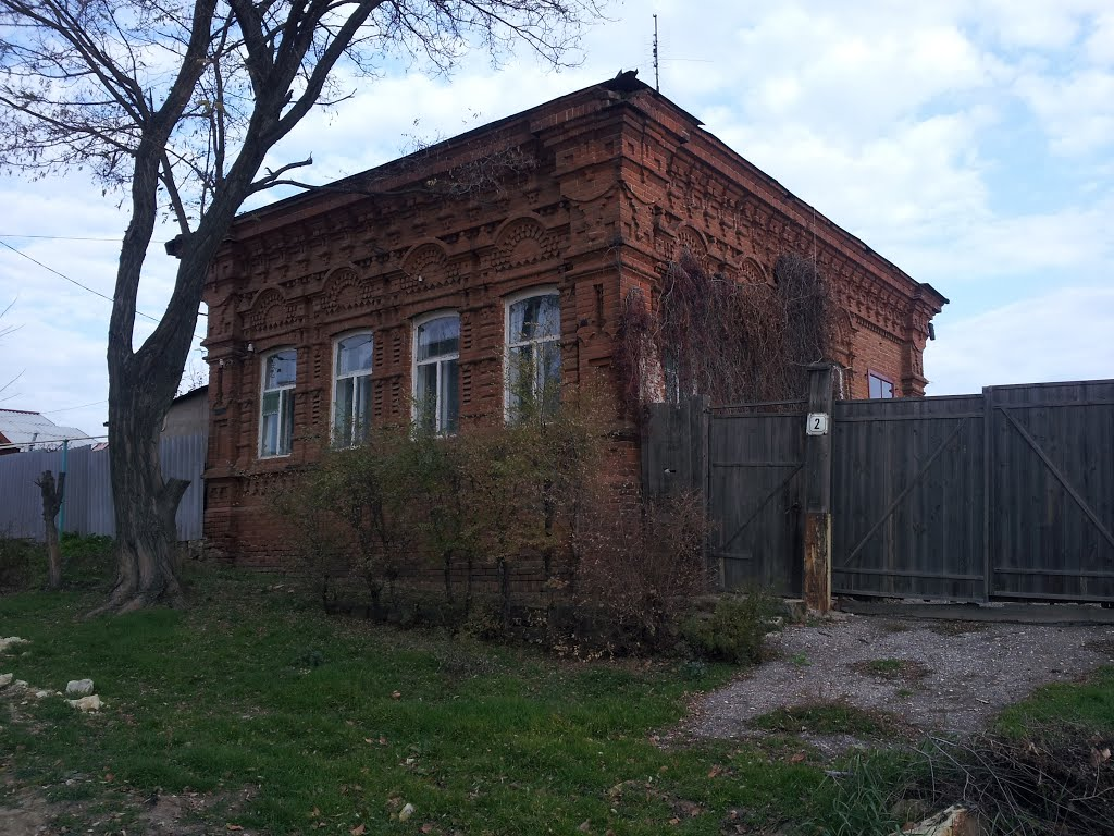 Здание на ул. Советская в Дубовке, Дубовка
