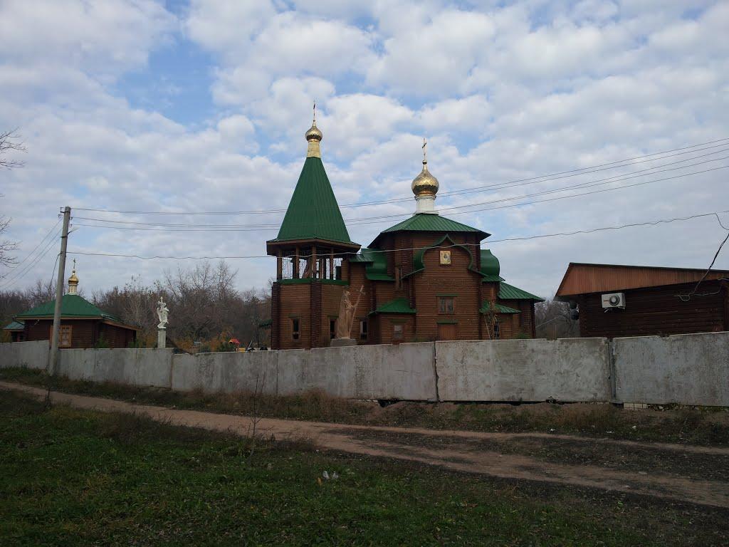 Церковь в г. Дубовка, Дубовка