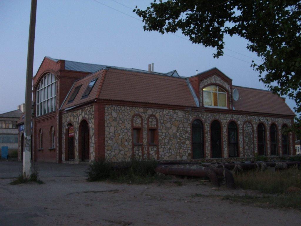 Ночной клуб, Жирновск
