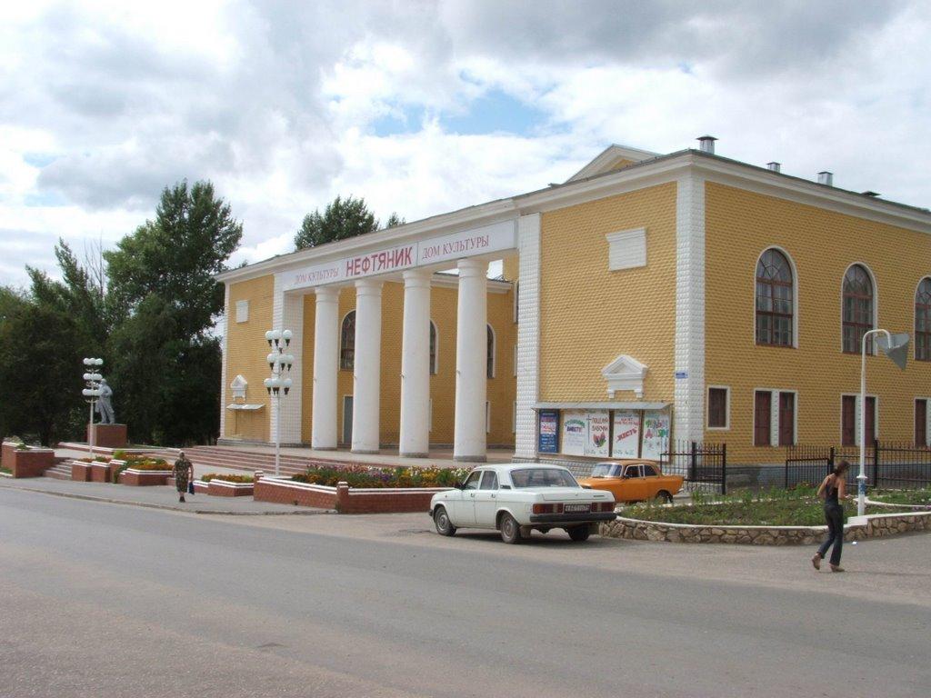 ДК нефтяник, Жирновск