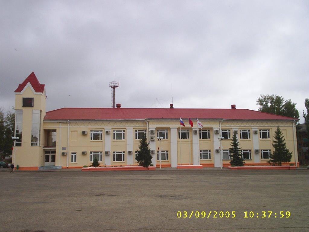 НГДУ Жирновское, Жирновск