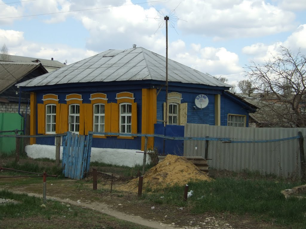 колорит, Жирновск