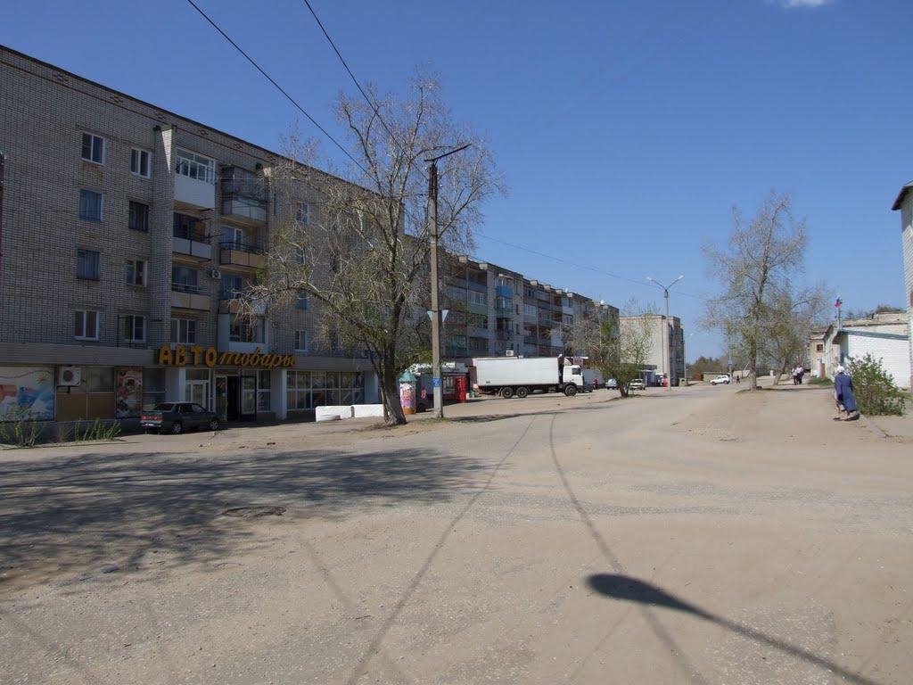 магазины, Жирновск