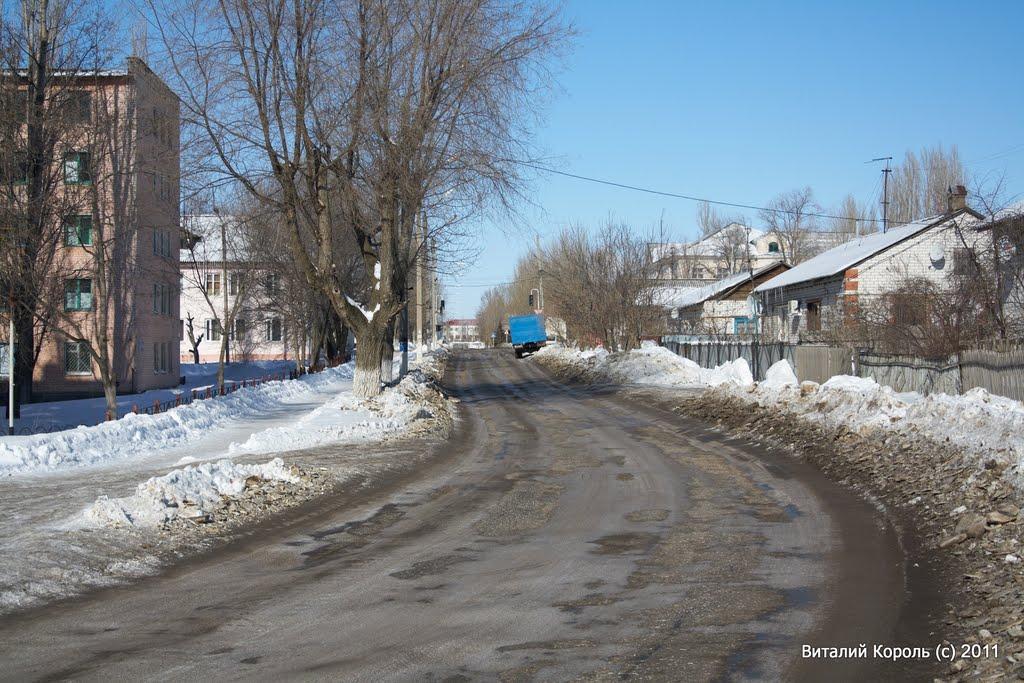 Ул. Советская 2011г., Жирновск