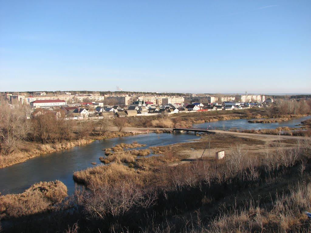 Жирновские красоты, Жирновск