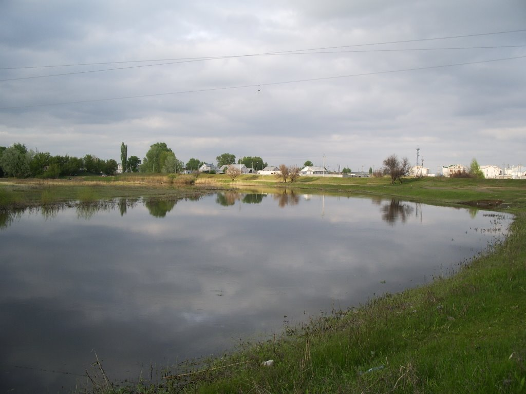 Иловля, река Иловля, Иловля