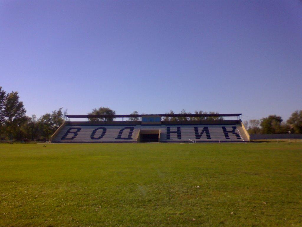 Стадион Водник, Калач-на-Дону