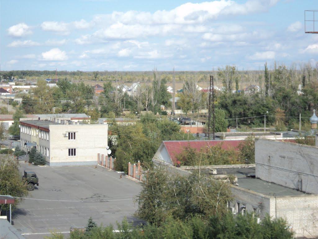 Плац 22 Калачевской бригады, Калач-на-Дону