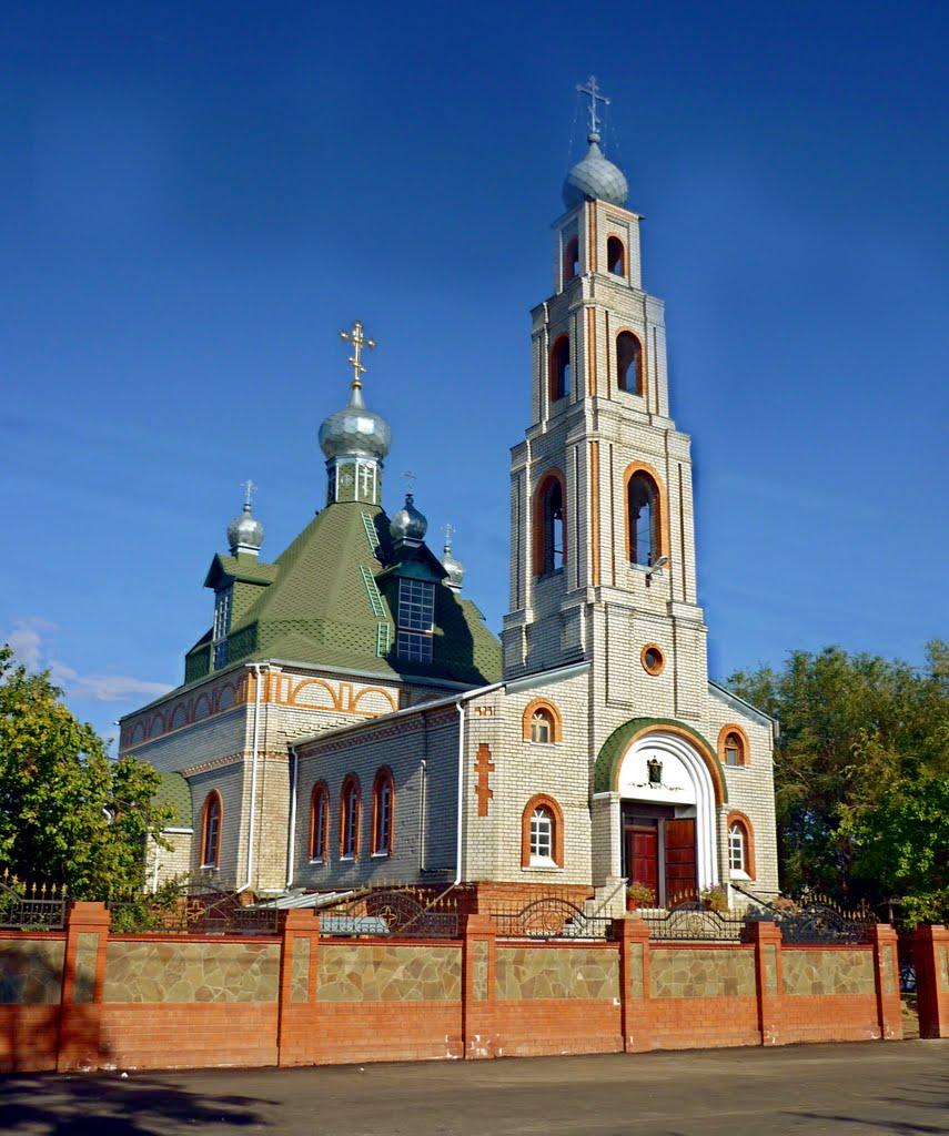 Свято-Никольский православный храм, Калач-на-Дону