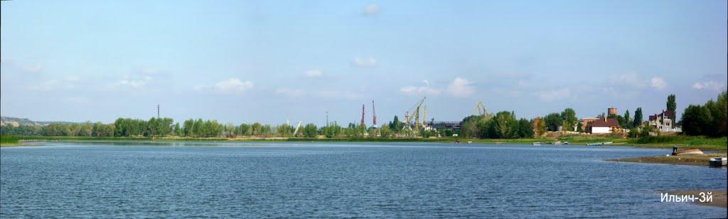 Панорама завода КССЗ, Калач-на-Дону
