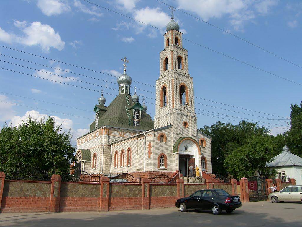 Kalach Church, Калач-на-Дону