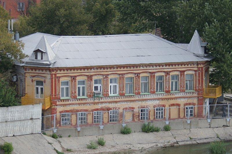 Старый дом, Камышин