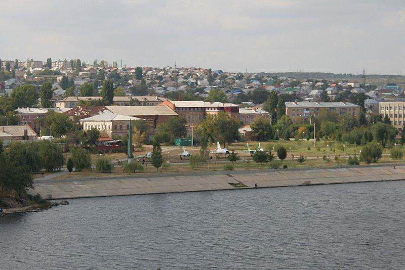 Парк Победы, Камышин