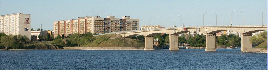 Мост, Камышин