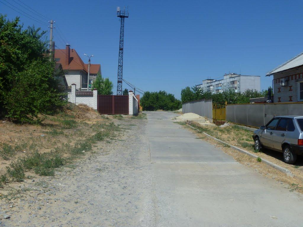 ул. Гороховская, Камышин