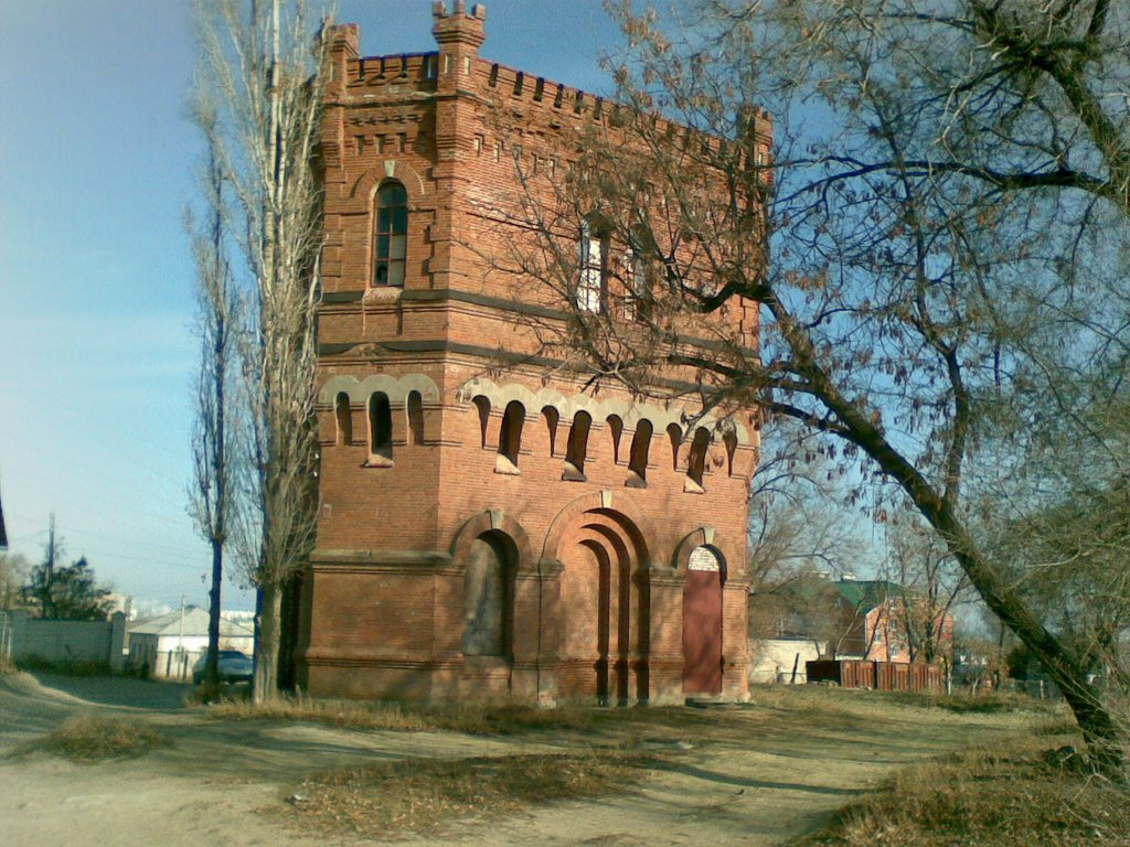 Водокачка, Камышин