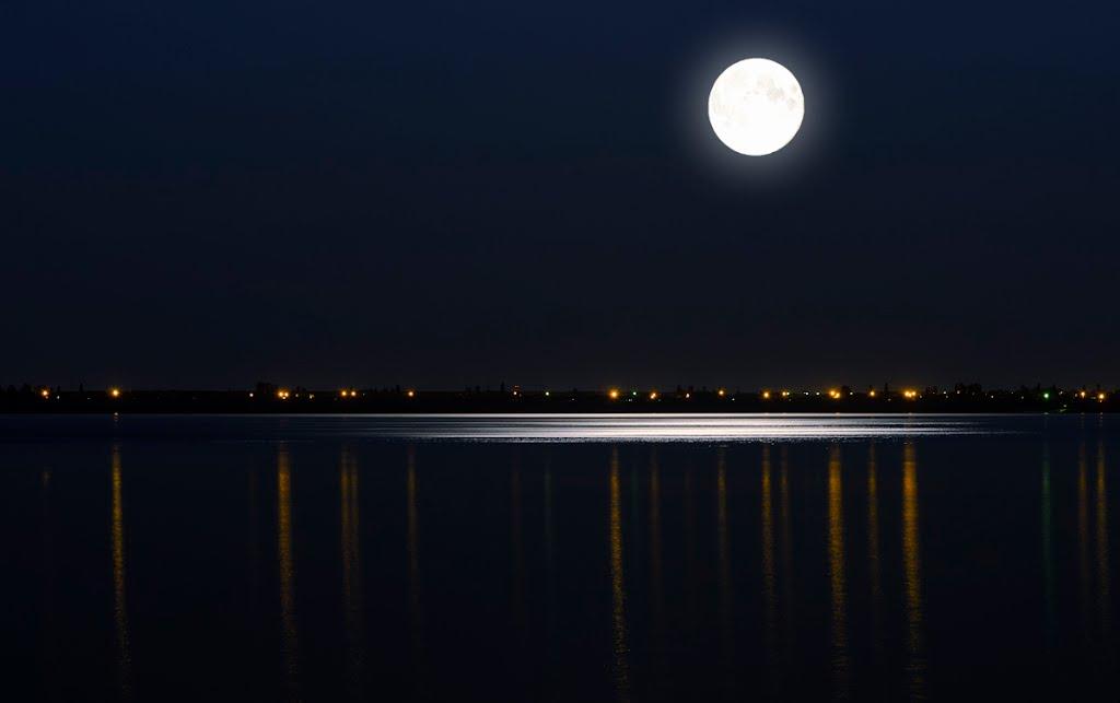 Ночь, Камышин