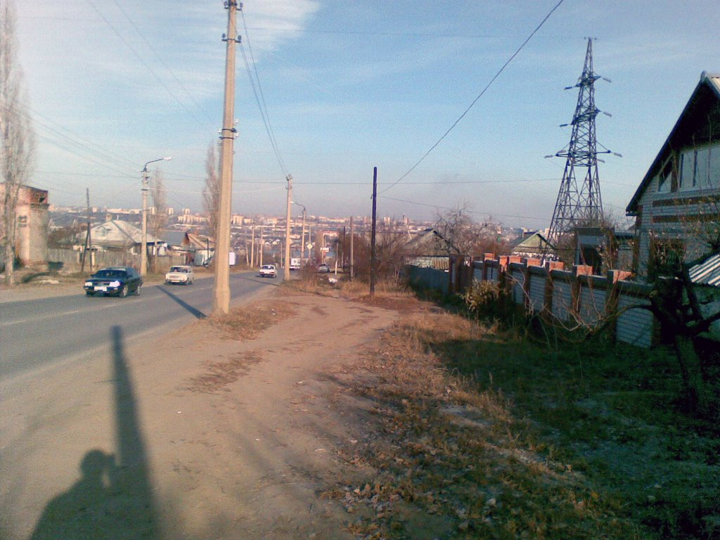 ул.Гагарина, Камышин