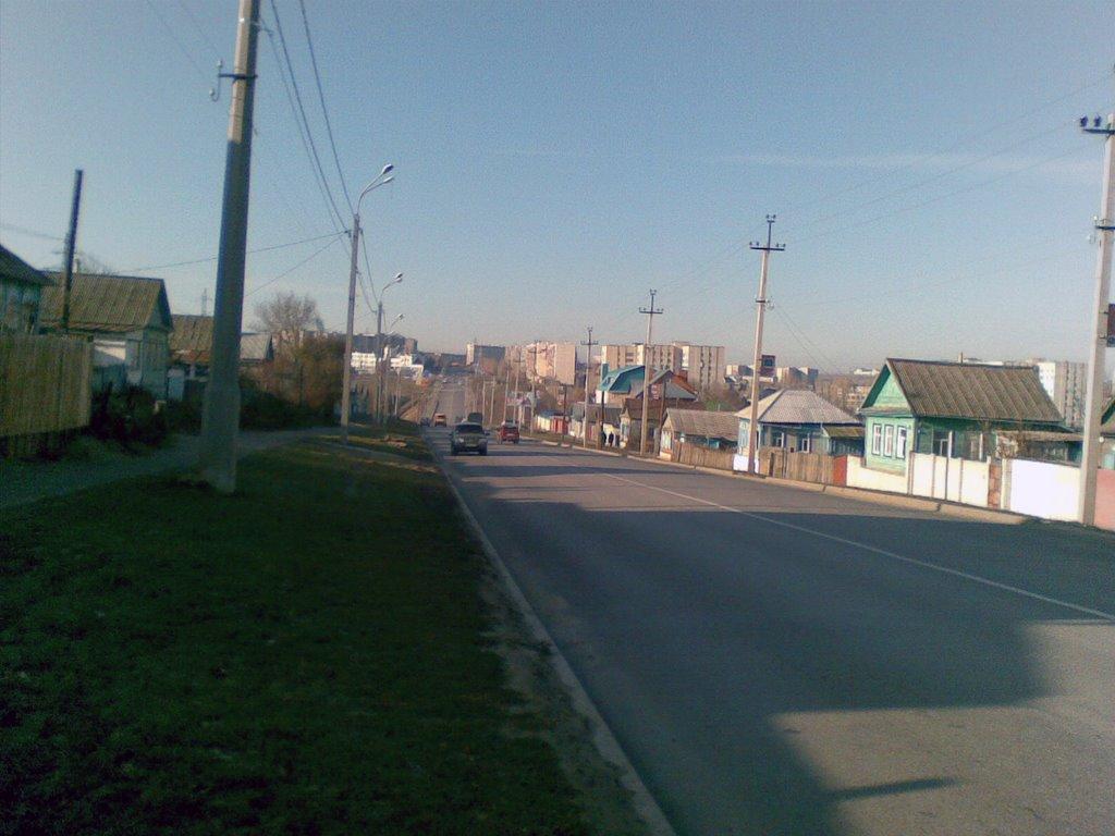 ул.Базарова, Камышин