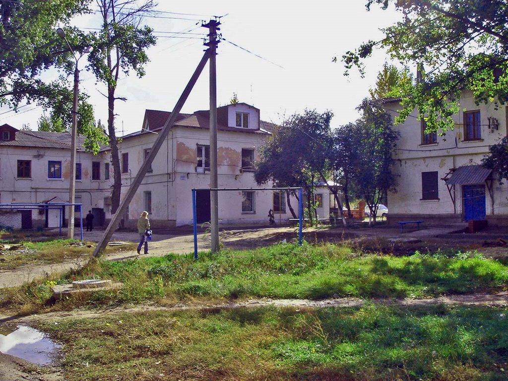 Старые дворы....., Котово
