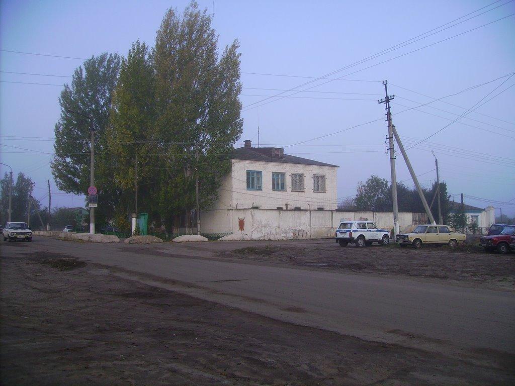 Здание РОВД, Нехаевский