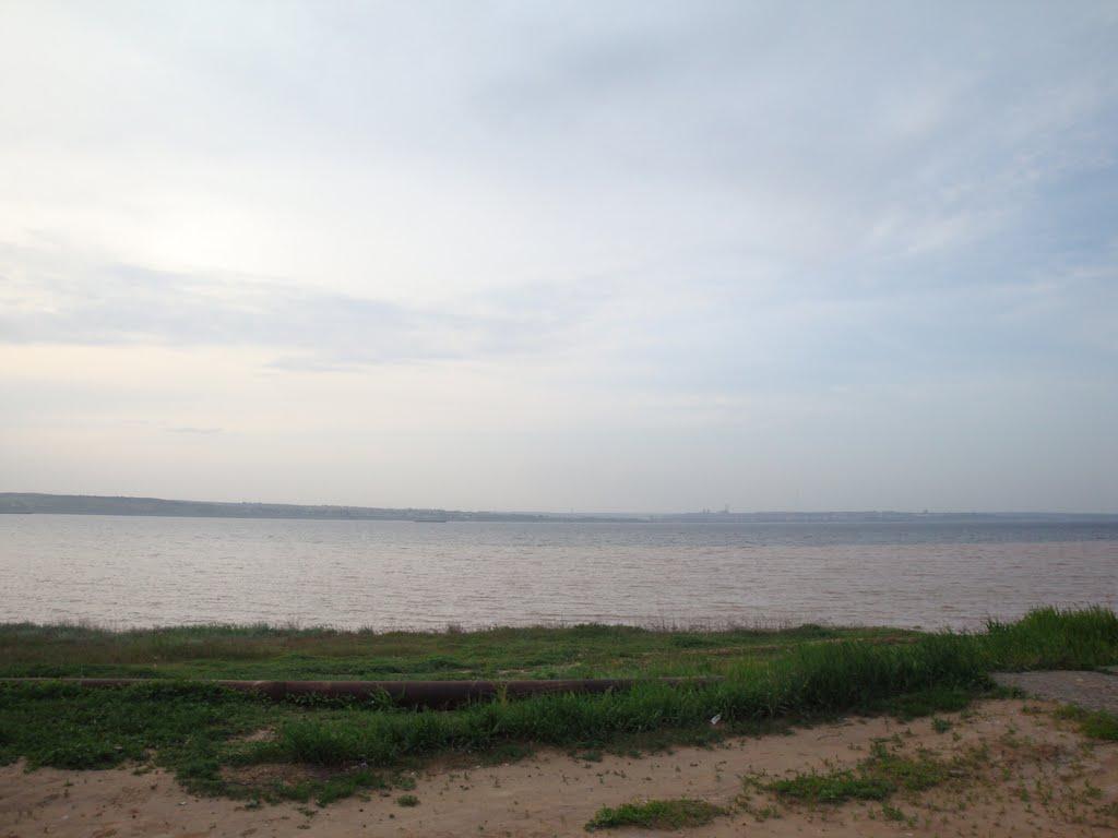 Волга, Николаевск